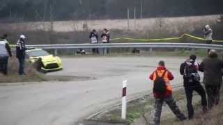 preview picture of video '10 Eger Rallye Węgry 28-29.03.2015r.[HD]'