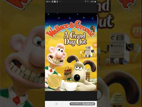 Wallace & Gromit A Grand Day Out Review