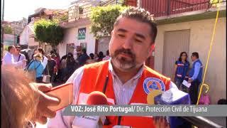 Etiquetan de rojo 50 casas más en Lomas del Rubí