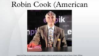 Robin Cook (American novelist)