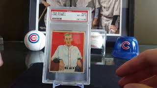 1933 Goudey - Carl Hubbell (2)