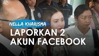 Dituduh Berselingkuh dengan Mantan Bupati Kediri, Nella Kharisma Laporkan 2 Akun FB ke Polda Jatim