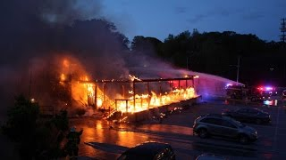 Barnaby's restaurant fire in haverford.