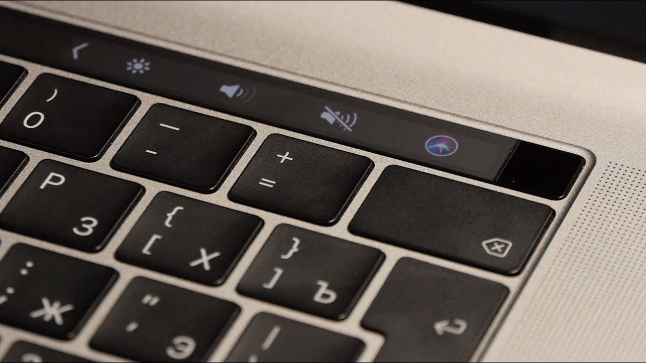 """Apple MacBook Pro Touch Bar 13"""" 256Gb Space Gray (MR9Q2) 2018 video preview"""