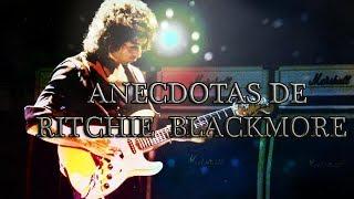 Anécdotas de Ritchie Blackmore