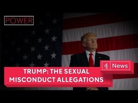 President Trump: Women explain the sexual assault and harassment allegations against him