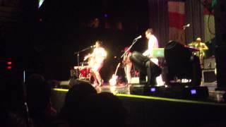Woman Up - Charlene Kaye; Darren Criss Listen Up Tour; Boston House of Blues