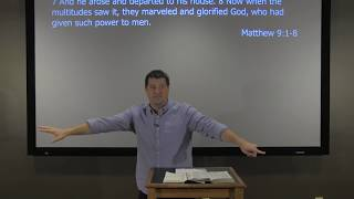 Studies in John - #66: Forgiveness Without Blood?