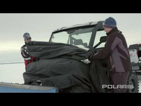 2021 Polaris Ranger EV in Clearwater, Florida - Video 1