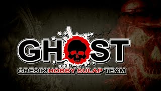 WHAT THE MEANING OF GHOST ??? MBAK NINGRUM KENA PRANK @_@