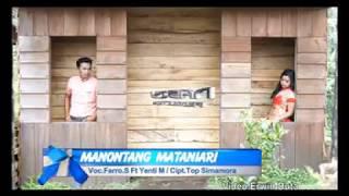 Yenti Morta Lida Ft Farro Simamora Manontang Mata Niari.tapsel Madina Terbaru 2019