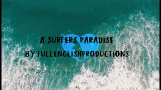 A Surfers Paradise - Fistral Beach, Newquay
