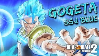 GOGETA SSJ BLUE : Extra Pack 4 | DRAGON BALL XENOVERSE 2 - FR