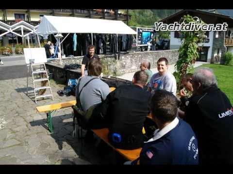 BTS DEMODAYS - TauchschuleYachtdiver WEISSENSEE, Weissensee,Kärnten,Österreich