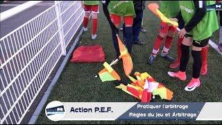 Action PEF - Pratiquer l'Arbitrage - ALC Bouguenais - 22/02/18