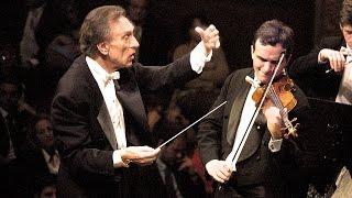 Brahms: Violin Concerto / Shaham · Abbado · Berliner Philharmoniker