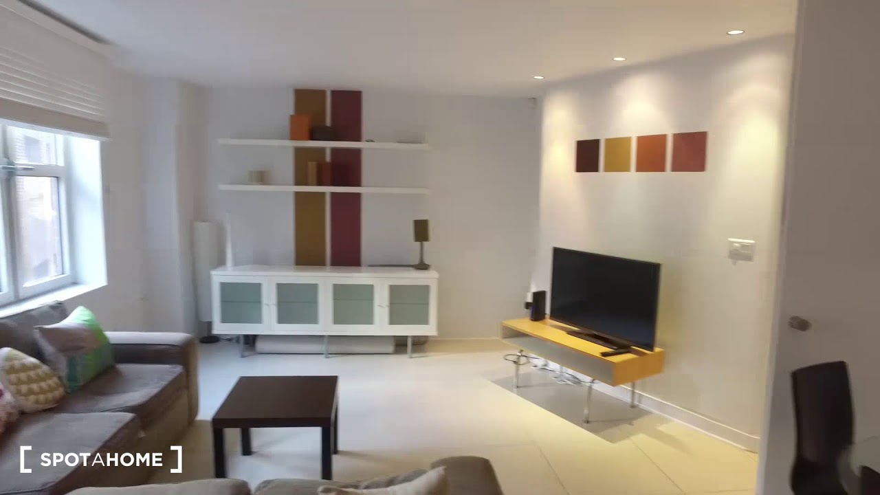 Chic 1-bedroom apartment to rent in City of London