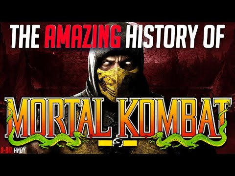 Mortal Kombat, the history of fighting games the most