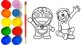 Tô Màu Doremon Kênh Video Giải Trí Dành Cho Thiếu Nhi Kidsclipnet