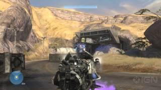 MCC: Halo 3 Heroic Walkthrough - Mission 04: Tsavo Highway
