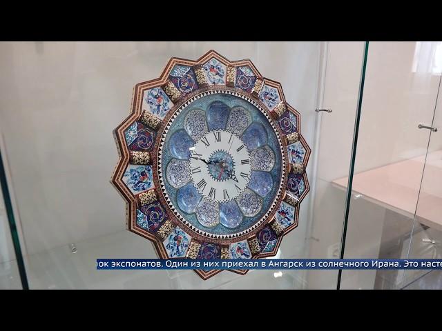 Музей часов получил в дар 140 экспонатов