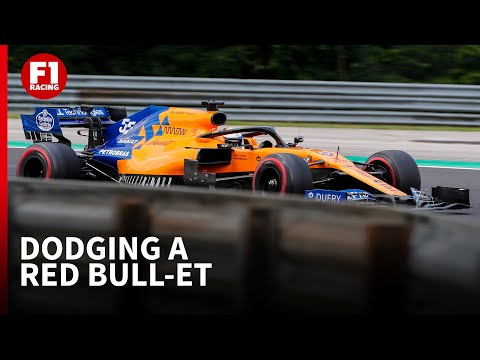 How a Renault and Red Bull reject rescued his F1 career