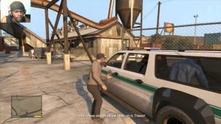 Grand Theft Auto 5 Walkthrough Part 111 - LET ME HELP | GTA 5 Walkthrough