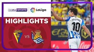 Cadiz 0-2 Real Sociedad Pekan 4