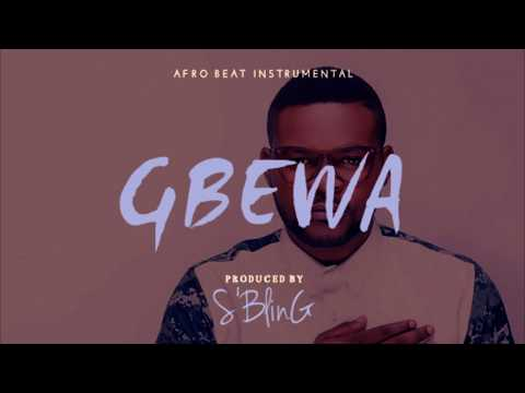 """Gbewa"" Afro Trap Instrumental | Falz x YCee x Reminisce Type Beat | Prod. by S'Bling"