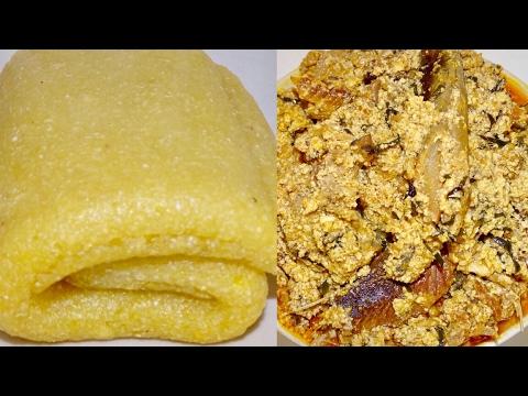 How to Cook Egusi Soup || Nigerian egusi soup