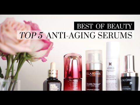 Nejlepší prostředky k čištění obličeje proti stárnutí