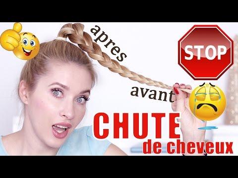 Recette naturelle ANTI CHUTE pour faire pousser ses cheveux plus vite