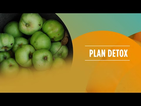 Plan detox, practiplan saludable