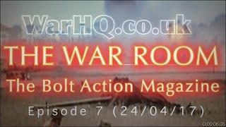 The War Room Show 24 April 2017