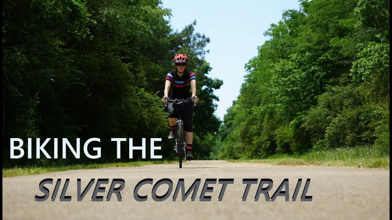 Go for a Bike Ride Down the Silver Comet Trail