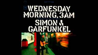 Simon & Garfunkel - Last night i had the strangest dream
