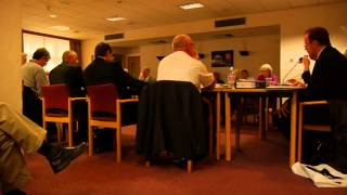 preview picture of video 'Wrexham Council Call In Plas Madoc Decision (Historic First Video!)'