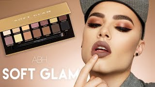 Anastasia Beverly Hills Soft Glam Palette | Tutorial | Spring Launch