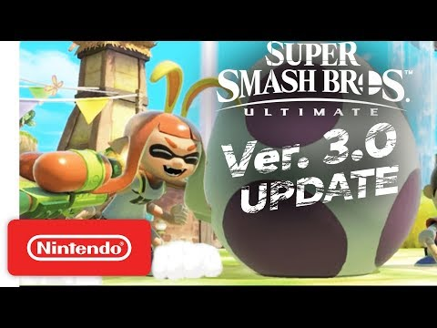 The ULTIMATE Spring Update de Super Smash Bros. Ultimate