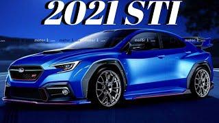 2021 Subaru WRX STI Sedan Price, Review, Ratings and ...