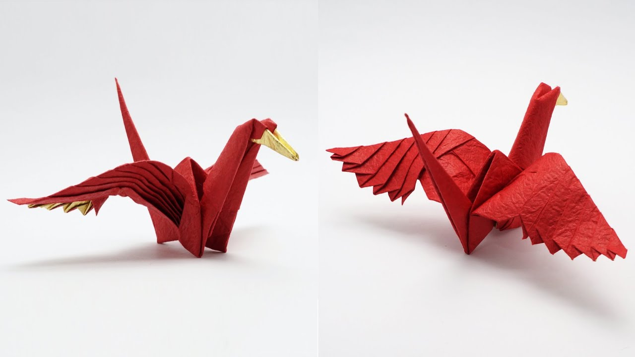 Origami Paper | How To Make An Origami Dinosaur | Animal Origami ... | 720x1280