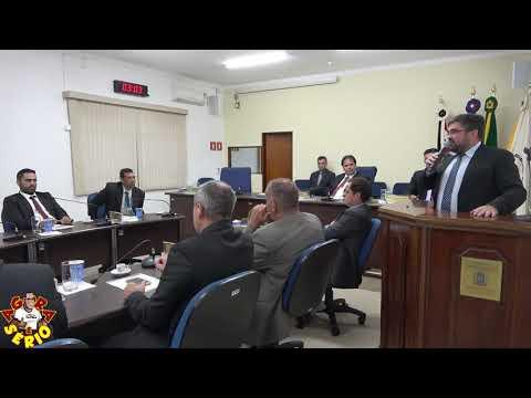 Tribuna Vereador Wilhiam Soares dia 2 de Abril de 2019