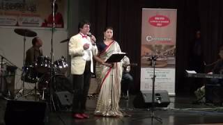 Tu Is Tarah Se Meri Zindagi Mein ..by Khalid Baig (Pak singer with wife)