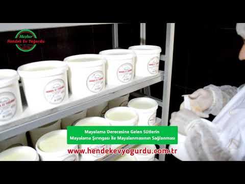 Hendek Ev Yoğurdu Tanıtım Videosu - HendekNet