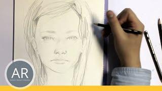 Portrait, Gesichter zeichnen lernen