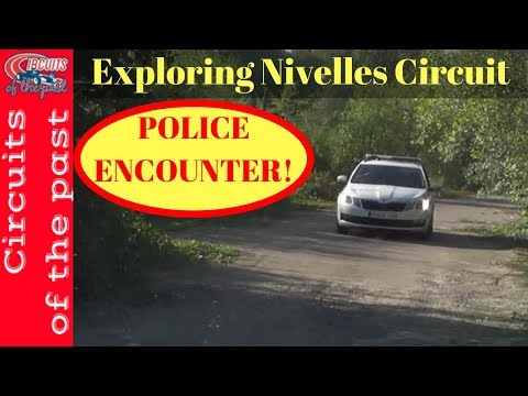 Abandoned Race Track Nivelles Baulers 2019 - Police Encounter