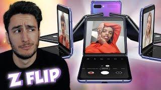 Galaxy Z Flip -  Une révolution à 1500€ ?