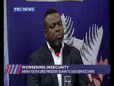 Arewa Youths ask President Buhari to sack Security Chiefs | JH 6th May 2019