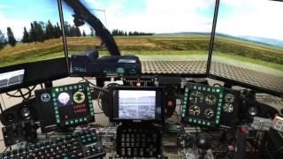 [SimPit] Multi monitor custom helios setup for DCS SA342 & A-10C