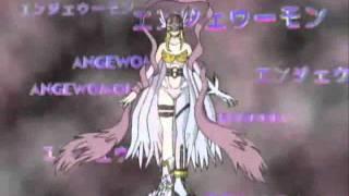 Lady Gaga-Bad Romance...Digimon Adventure 01 AMV
